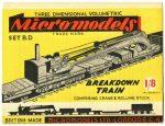 BD Breakdown Train Micromodels