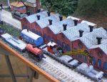 BD Breakdown Train built by Cris Kelley