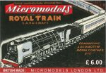 C II Royal Train Micromodels London
