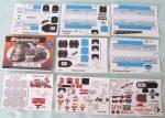 F III Huntington & Zephyr cards MicromodelsUSA