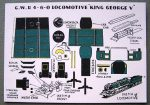HM II King George 1.6 boiler error Micromodels