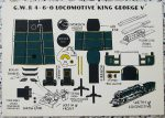 HM II King George 2.6 boiler Micromodels