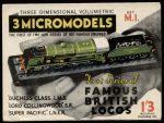 M 1 Famous British Locos 1.3 Micromodels
