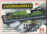 M 1 Famous British Locos 2.6 Micromodels