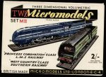M II Princess Coronation 2.0 Micromodels