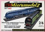 M II Princess Coronation 2.6 Micromodels