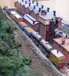 M III Goods Wagons built by Cris Kelley