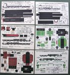 M IV Turbine Locomotive cards Micromodels