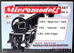 NS II Royal Scot Micromodels