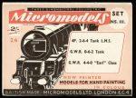 NS III Earl Class 2.6 Micromodels