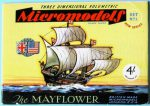 No. I Mayflower Micromodels