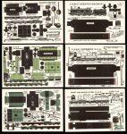 PG VIII Drummond cards Micromodels