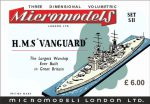 S II Vanguard Micromodels London