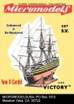 S V Victory MicromodelsUSA