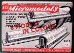 X Passenger Coaches 1.8 Micromodels