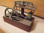 BE Beam Engine built by Chris Palmer