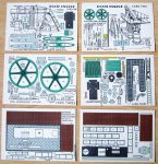 BE Beam Engine cards Micromodels