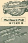 Micromodels Catalogue 2 1948 front