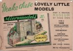 Show Card Aldgate Micromodels