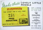 Show Card Price Reduction Micromodels
