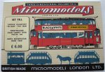 TR I Trams Micromodels London