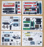 TR I Trams cards Micromodels