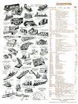 catalogue jan 1955 Micromodels