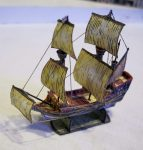 A I Mayflower built by Hans Wols