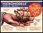 A1 Romance of Sail 1.0 Modelcraft (1)