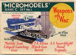 C1 Weapons of War second edition Modelcraft