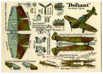 E1 Defiant Modelcraft