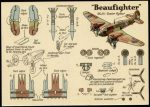 F1 Beaufighter card 1 Modelcraft
