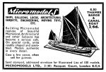 Hobbys Weekly oct 1953 Micromodels