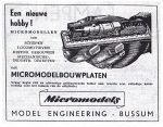 Model Engineering Bussum