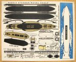 Paddle Steamer Royal Eagle Modelcraft