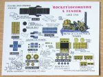J1 Stephenson's Rocket Modelcraft card 1