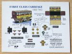 J1 Stephenson's Rocket Modelcraft card 2