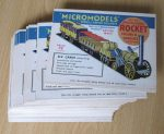 J1 Stephenson's Rocket Modelcraft stock