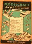 Modelcraft List 1949