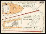 Motor Cruiser first edition card 1 Modelcraft