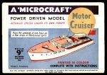 Motor Cruiser second edition Modelcraft