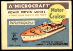Motor Cruiser third edition Modelcraft
