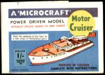 Motor Cruiser third edition price sticker Modelcraft
