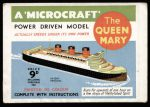 Queen Mary Microcraft Modelcraft