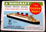 Queen Mary Minicraft Modelcraft