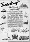 1947 Hobbies handbook Modelcraft ad