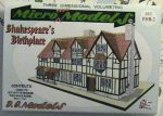 FHB.2 Shakespeare's Birthplace D.G.Models