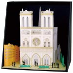 PN-130 Notre Dame Cathedral Paper Nano (2)