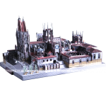 Burgos Cathedral Microworld