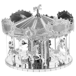 Merry Go Round Metal Earth